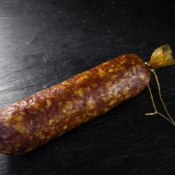 Hoeveworst / stuk prijs, artisanale online slagerij
